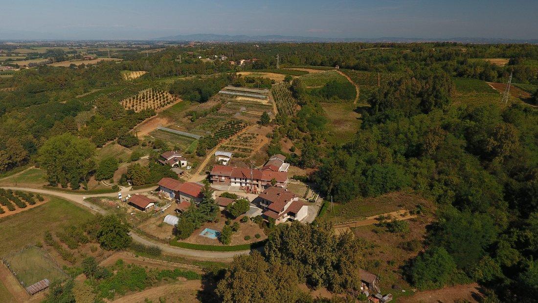 Località Castellero a Montà CN